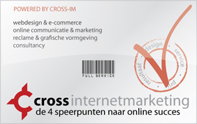 Cross Internet full service marketing bureau